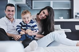 Create a Healthy, Happy and Creative Environment for Your Family