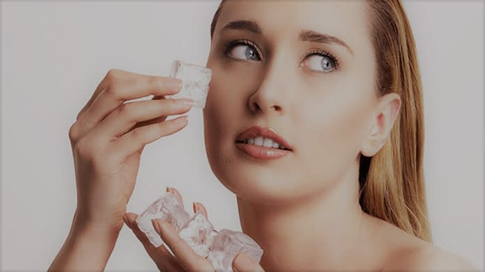 Magical Uses of Ice-Cubes for a Beautiful Flawless Skin