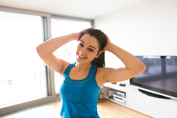 6 No Brainer Exercises That You Can Do at Home