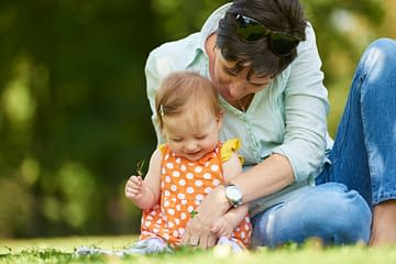 Handle the Stress of Parenting