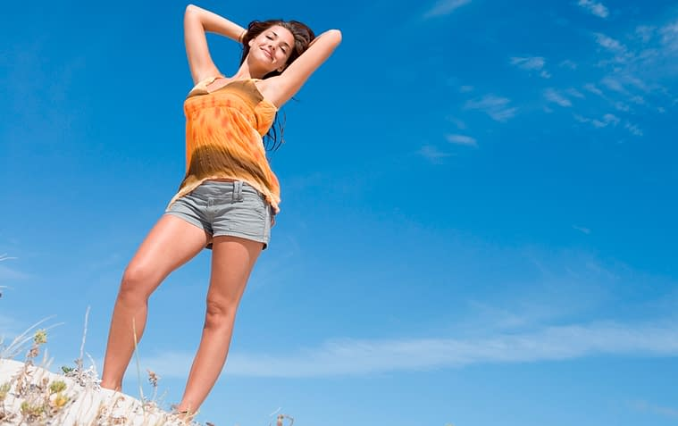 How to Take Care of Your Armpits in Summer